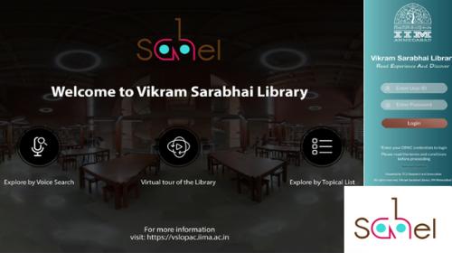 Sahel - VR App (Virtual Reality Application)